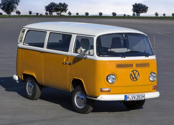 T1, modeli historik i Volkswagen mbush 70 vjeç