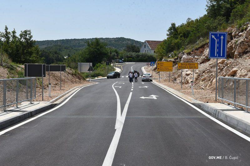 Hapet rruga e re që lidh Ulqinin me Shqipërinë