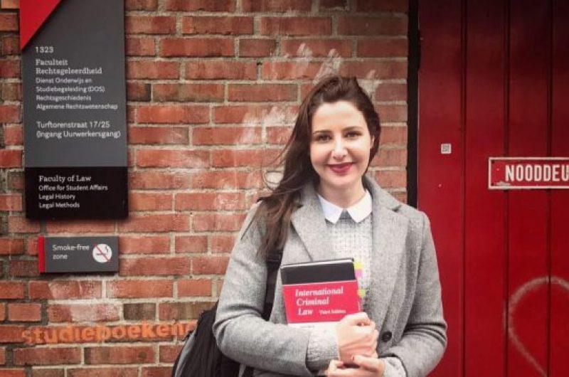 Shqiptarja zgjidhet ambasadore në Universitetin e Holandës