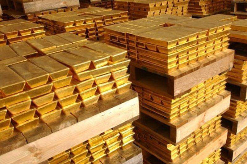 A e dini sa janë rezervat e arit në botë? Ja 10 shtetet që kryesojnë