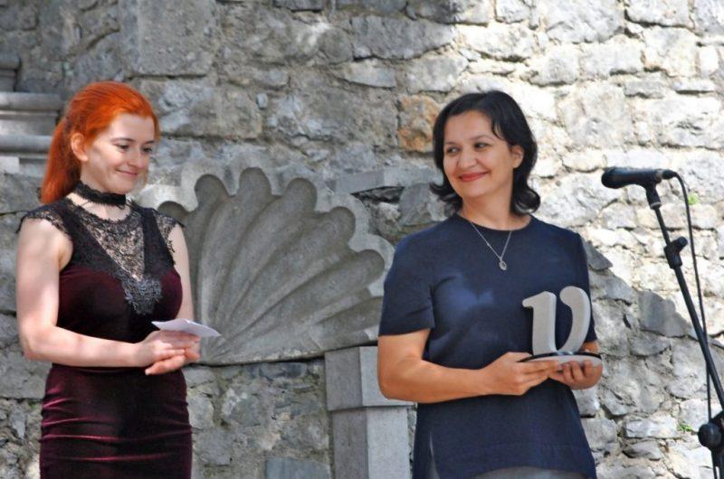 """Poetja shqiptare fiton çmimin ndërkombëtar letrar """"Kristal"""""""