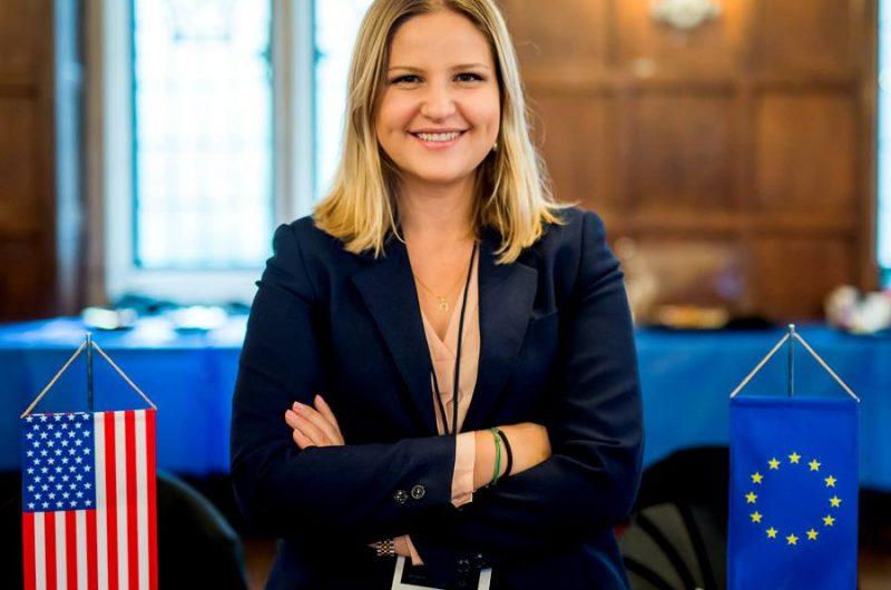 Historike! Arba Kokalari zgjedhet Zëvendës Presidente e Parlamentit Europian