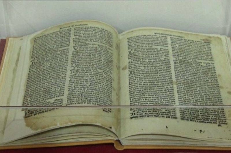 462-vjet me parë nisi rrugën gjuha shqipe me 'Mesharin' e Gjon Buzukut