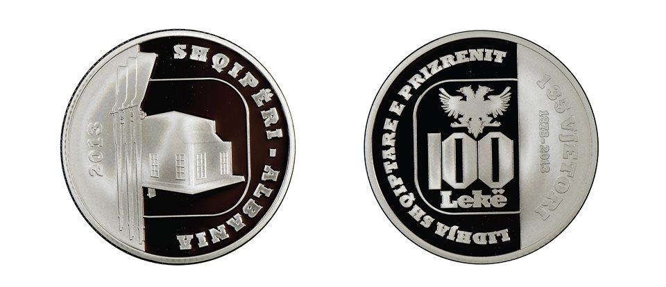 A e dini se ka një monedhë për Lidhjen Shqiptare të Prizrenit?