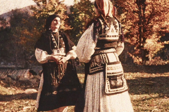 Foto të rralla/ Kostumet tradicionale shqiptare në vitin 1930