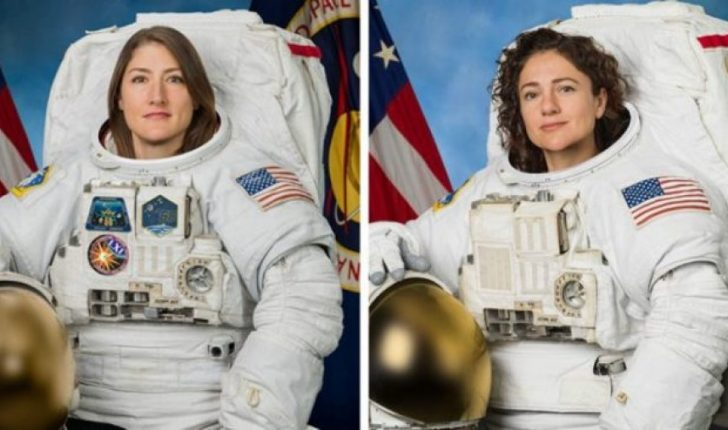NASA, ekuipazhi më i veçantë në hapësirë