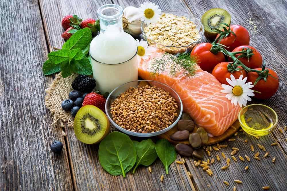 Burimi i rinisë: 26 ushqimet që ju mbajnë gjithmonë në formë