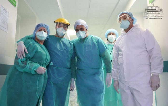 116 qytetarë mundin koronavirusin, shërohen edhe 3 personel shëndetësor
