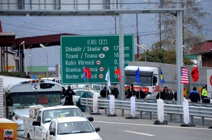 Nga 1 qershori hapen kufijtë tokësor për lëvizjen e shqiptarëve