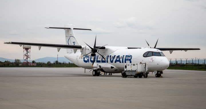 Linja ajrore GullivAir nis për herë të parë fluturimet Bullgari-Tiranë / Nga 6 gushti gati për qytetarët