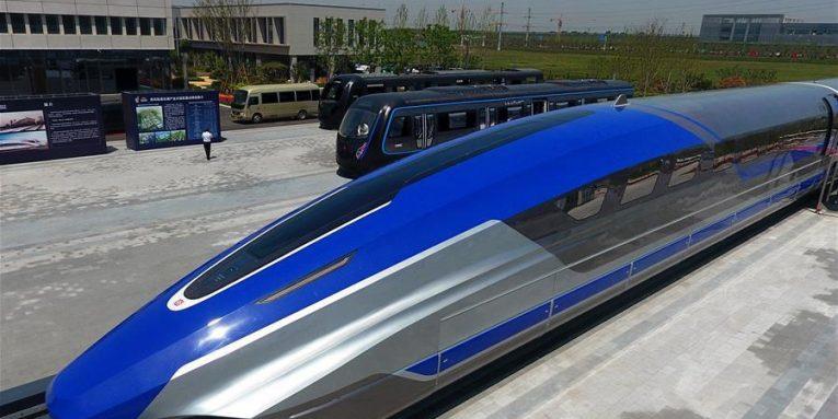 TEKNOLOGJI/ 600 km në orë, inaugurohet treni-plumb