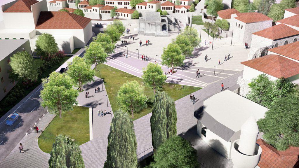 FOTOT/ Projekti i Paketës së 2-të të investimit, ja si do transformohet qyteti i Beratit