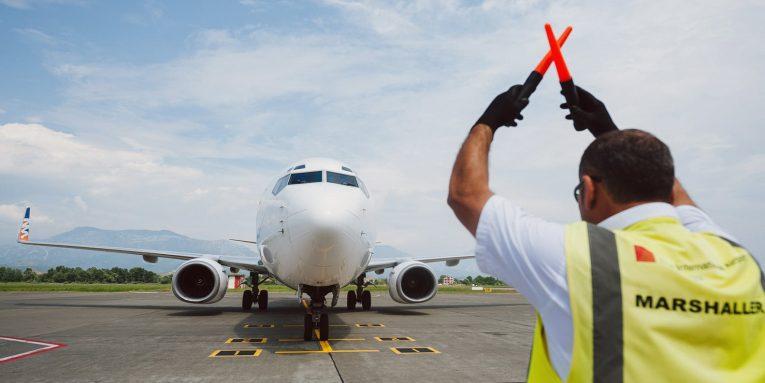 Shqipëria, i vetmi vend në Evropë që ka shënuar rritje të numrit të fluturimeve komerciale